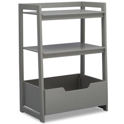 Standard Bookcase Color: Gray