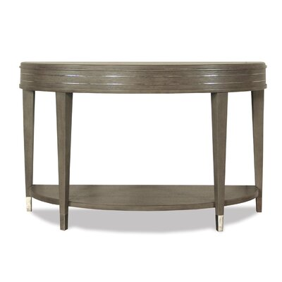 Chambers Demilune Console Table
