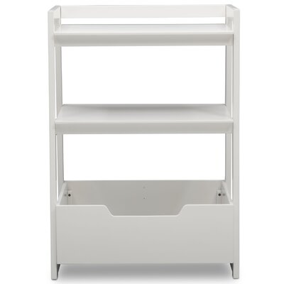 Standard Bookcase Color: Bianca White