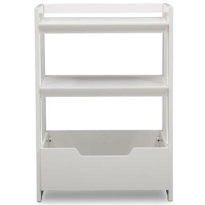 Standard Bookcase Color: Bianca White