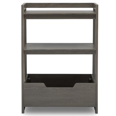 Standard Bookcase Color: Crafted Gray