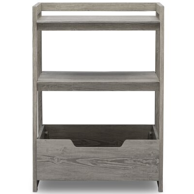 Standard Bookcase Color: Crafted Limestone