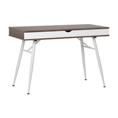 Alcove Writing Desk Top Color: Chestnut