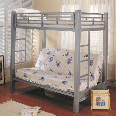 Ada Futon Twin Bunk Bed