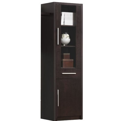 Payton Wooden 1 Drawer Accent Cabinet