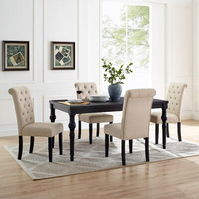 Charlton Home Evelin Dining Table