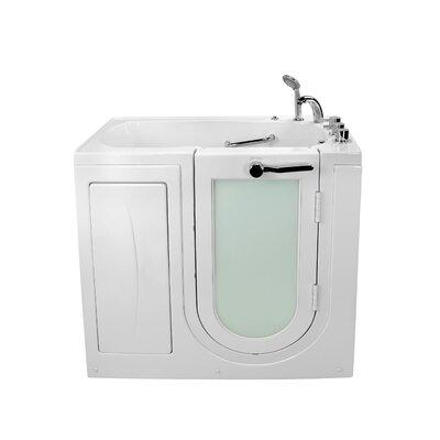 "Mobile Acrylic with 45"" x 26"" Walk-In Bathtub"