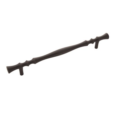 "Heron 7 9/16"" Center Bar Pull Finish: Vintage Bronze"