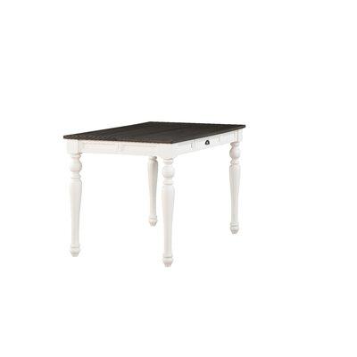 Jarett 2 Tone Counter Height Dining Table