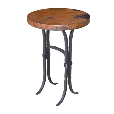 Mervin Accent Pedestal Telephone Table