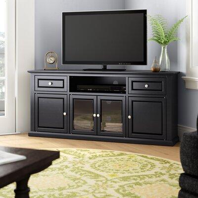 "Dye 60"" TV Stand Color: Black"