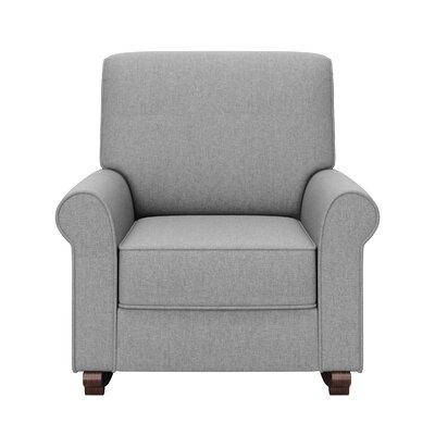 Steveston Rocking Chair Color: Horizon Gray