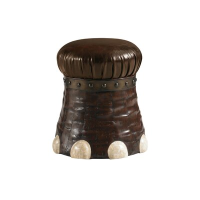 Elephant Foot Accent Stool