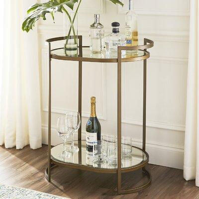 Foote Bar with Wine Storage