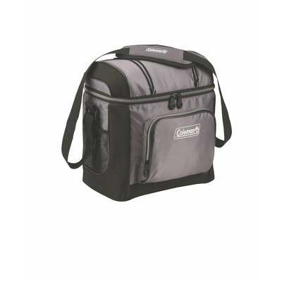 30 Can Coleman Cooler Color: Gray