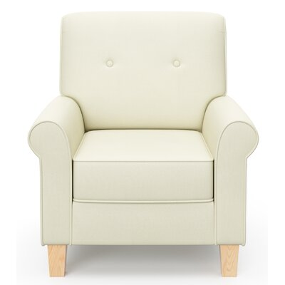 Harper Tufted Rocking Chair Color: Oatmeal