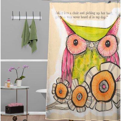 Cori Dantini Miss Daisy Shower Curtain