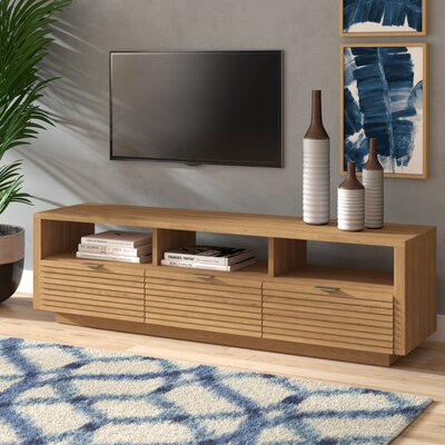 "Gamma TV Stand for TVs up to 70"" by Ivy Bronx"