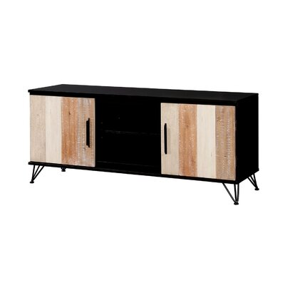 Entertainment Furniture Store Brodbeck Wooden Frame 60 Inch Tv