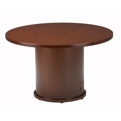 Mayline Group Mira Series 2.42' Circular Conference Table