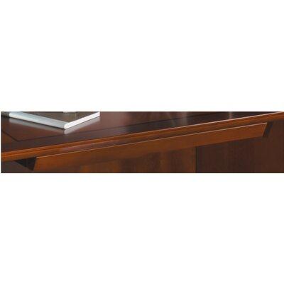 """Sorrento 30"""" W x 21.25"""" D Desk Drawer Finish: Bourbon Cherry Veneer"""