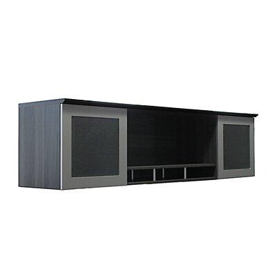 """Medina Series 50.5"""" H x 63"""" W Desk Hutch Finish: Gray Steel"""