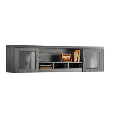 "Aberdeen 19.13"" H x 72"" W Desk Hutch"