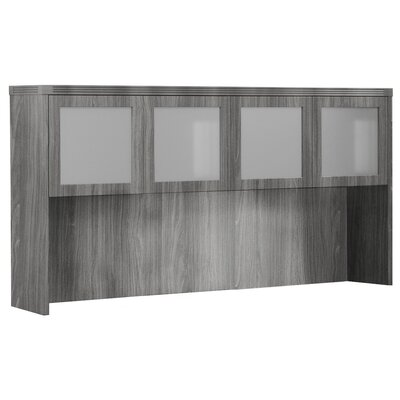 "Aberdeen 39.13"" H x 72"" W Desk Hutch"