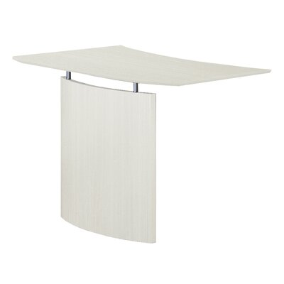 "Medina 29.5"" H x 48"" W Desk Bridge Finish: Textured Sea Salt"