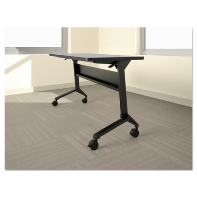 Flip-N-Go Training Table with Modesty Panel