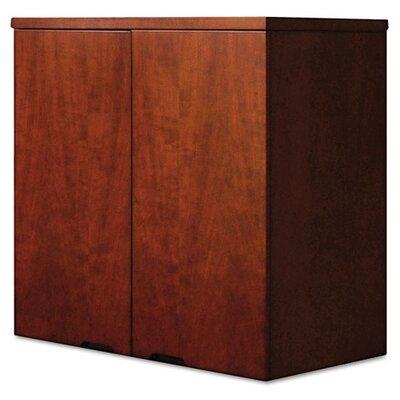 Mira Series 2 Door Storage Cabinet Finish: Medium Cherry