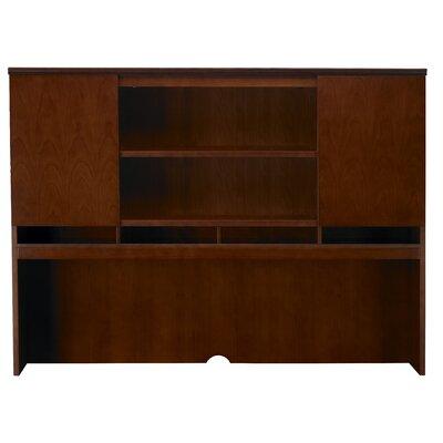 "Sorrento 52.5"" H x 72"" W Desk Hutch"
