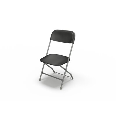 Event Series Folding Chair Finish: Black