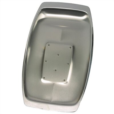 Swift Stainless Steel Chichester Carving Dish with Spikes