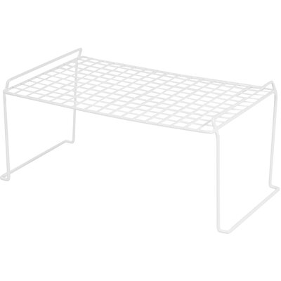 Medium Helper Shelf Color: White