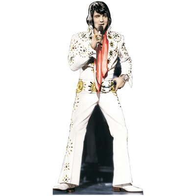 Advanced Graphics Elvis Presley - Suit Life-Size Cardboard Stand-Up