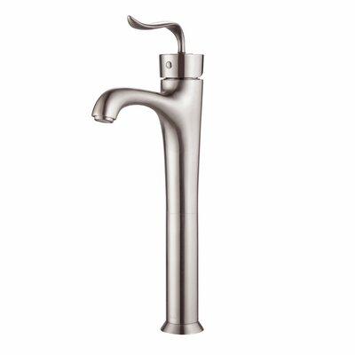 Coda Single Hole Bathroom Faucet Finish: Brushed Nickel