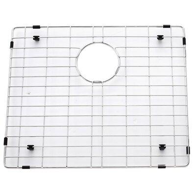 "Kraus Stainless Steel 17"" x 16"" Bottom Grid"