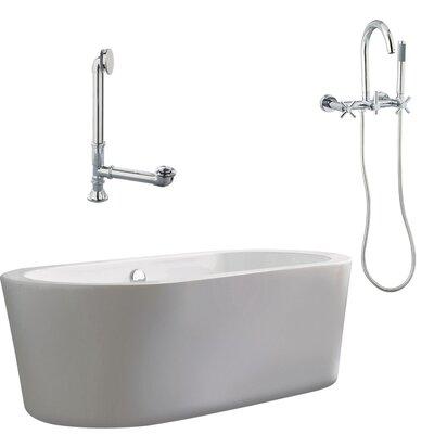 Ventura Apron Soaking Bathtub