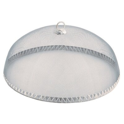 "Melody 14"" Food Cover Color: Silver"