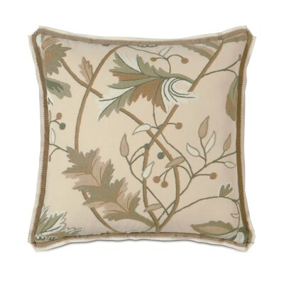 Eastern Accents Gallagher Double Flange Throw Pillow