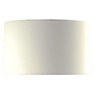 Elstead Lighting 34cm Modern Drum Lamp Shade