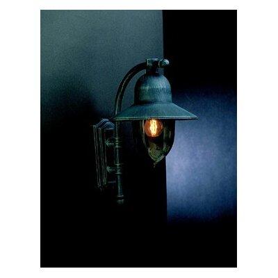 Elstead Lighting Como 1 Light Outdoor Wall Lantern