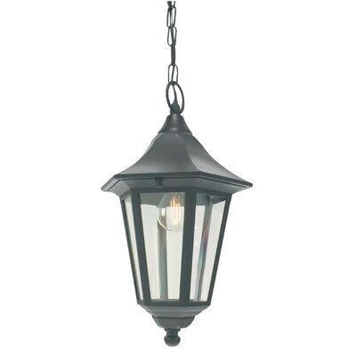 Elstead Lighting Valencia 1 Light Outdoor Hanging Latern