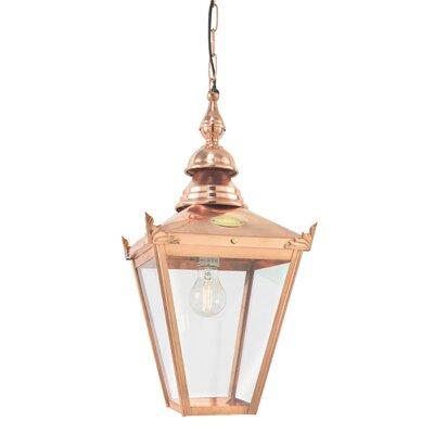Elstead Lighting Chelsea 1 Light Outdoor Hanging Lantern