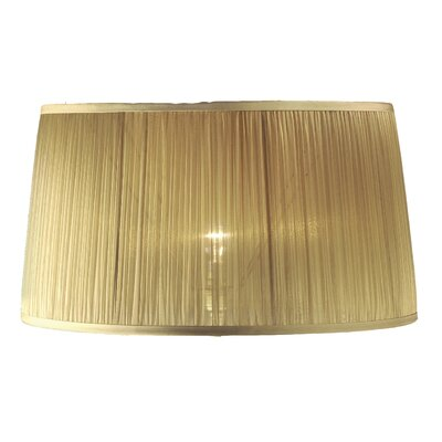 Elstead Lighting 36cm Luis Chiffon Empire Lamp Shade