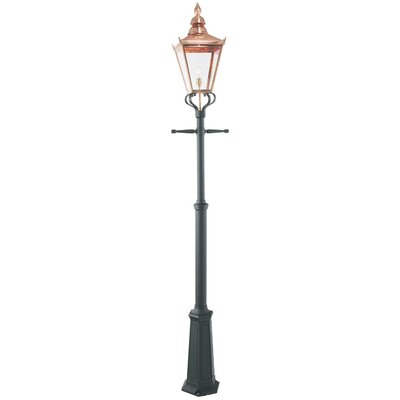 Elstead Lighting Chelsea Grande 1 Light 230cm Post Lantern Set