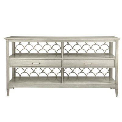 Oasis Console Table Color: Oyster Pearl