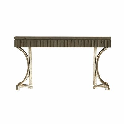 Resort Console Table Color: Deck