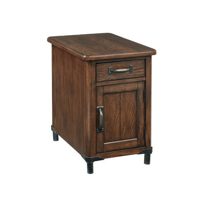 Saluda Chairside Accent Cabinet